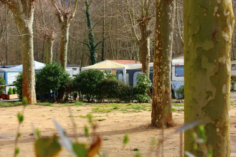 Camping Les Tries