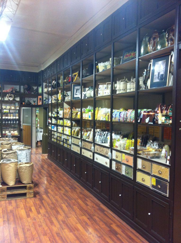 Morera. Produits naturels et biologiques