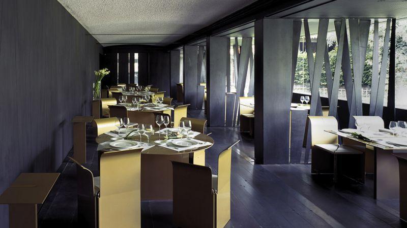 Restaurant Les Cols