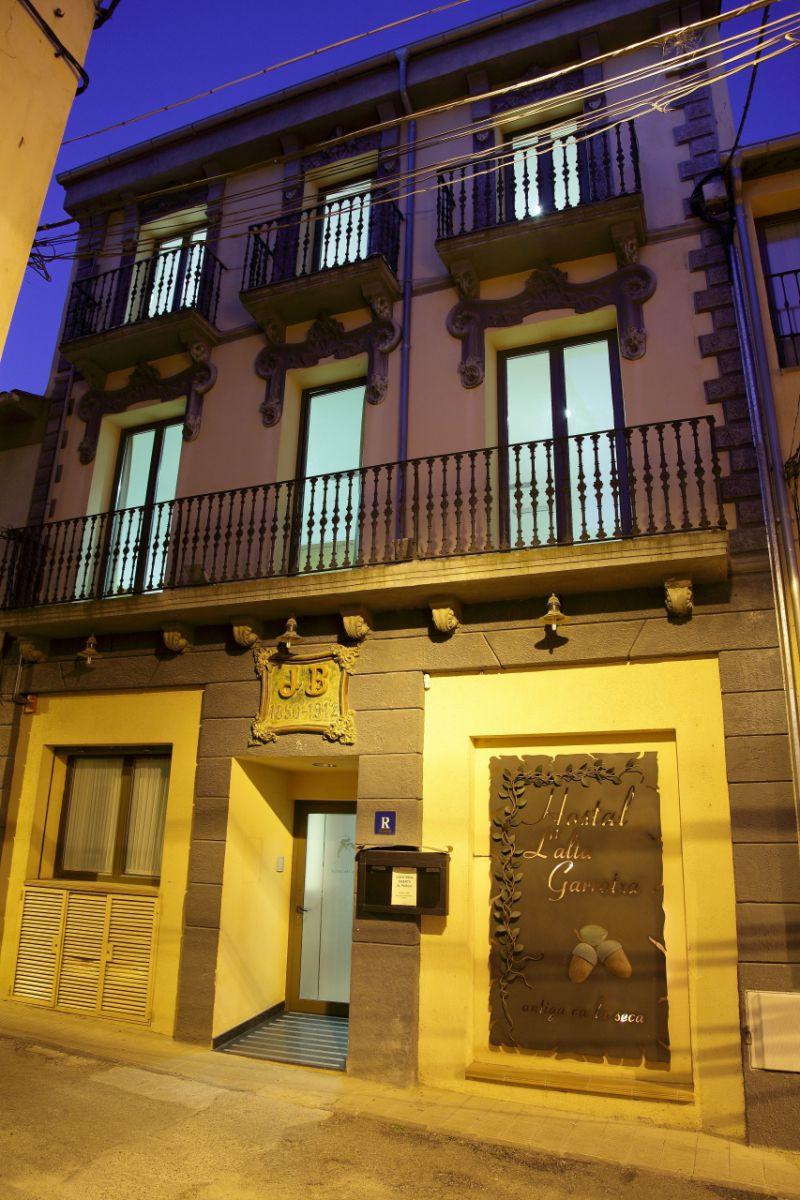 Hotel l'Alta Garrotxa