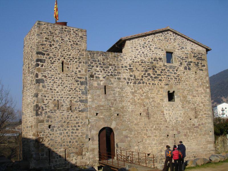 Château médiéval Estada Juvinyà